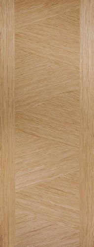 Internal Oak Zeus Pre-Finished Fire Rated Door